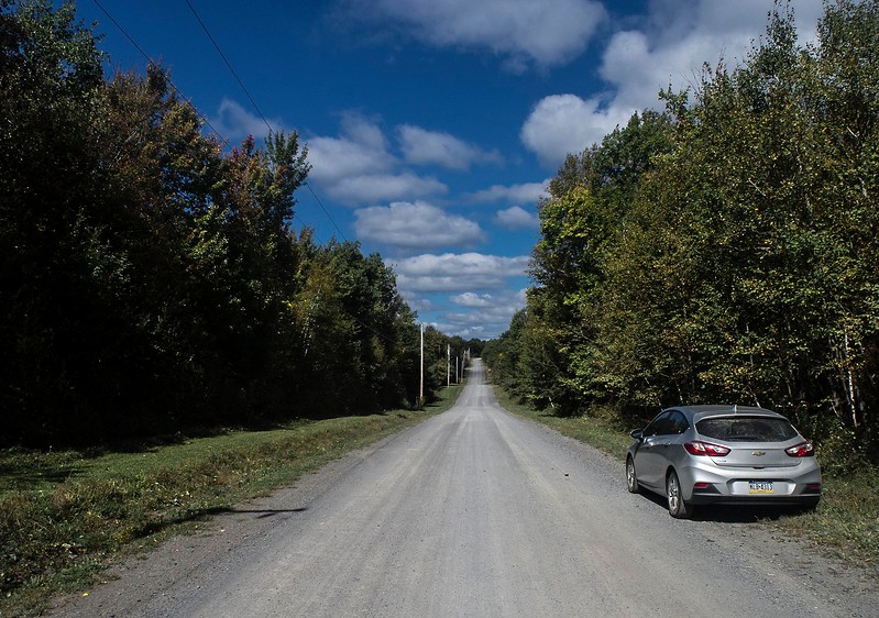 Country Road, Upstate New York