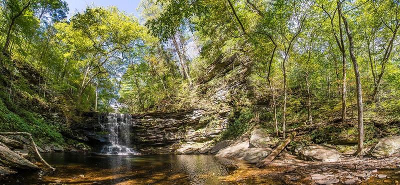 Rickett's Glen State Park, Pa