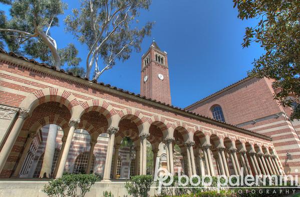 Mudd Hall, University of Southern California (USC) campus