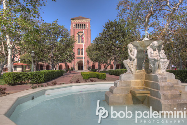 University of Southern California (USC) Bovard Auditorium