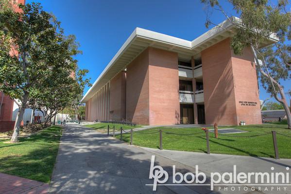 Grace Ford Salvatori Hall (GFS), University of Southern California (USC) campus