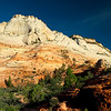 Heading out of Zion - Zion National Park