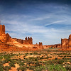 The Three Gossips & The Organ - Arches National Park