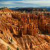 Amphitheater Hoodoos - Bryce Canyon National park