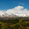 The La Sal Mountains - Moab