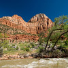 Virgin River - Zion National Park