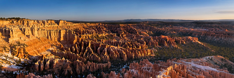 Early Morning Light - Bryce Canyon National Park