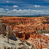 Wide Angle Amphitheater - Bryce Canyon National Park