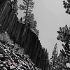 Devil's Postpile, Mammoth Lakes, CA