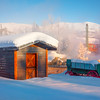 A Lost Winter City -Chena Hot Springs Resort, Fairbanks, Alaska