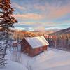 Cabin That Overlooks It All -Chena Hot Springs Resort, Outside Fairbanks, Alaska