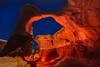 The Night Glow Of Escalante Wilderness  - - Escalante Wilderness/Grand Staircase - Utah St