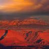 Storm Warning - Canyonlands National Park, Utah