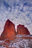The Towers Of Hope -  Park Avenue, Arches National Park, Utah
