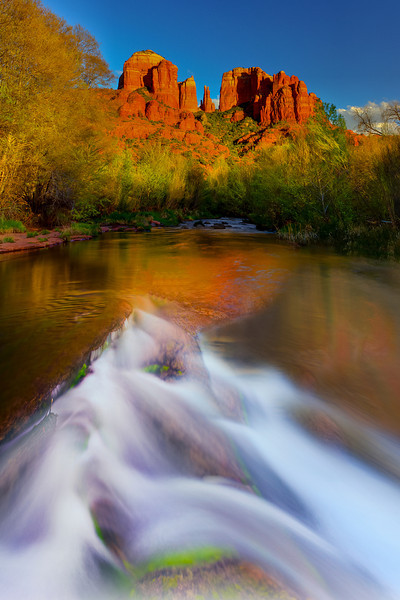 From The River's View - Red Rock Crossing, Sedona, Arizona