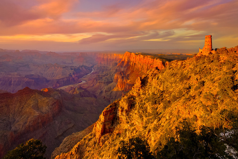 The Test Of Time - Grand Canyon National Park, Arizona