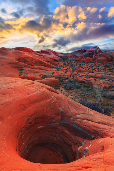 A Vast Desert - Escalante Wilderness/Grand Staircase - Utah St