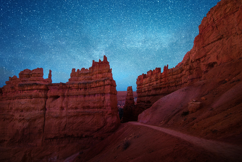 Bryce Canyon Under The Stars - Bryce Canyon National Park, Utah