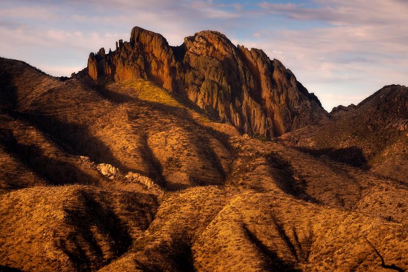 Giants Statues Of History - Chiricahua National Monument, Arizona