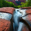 Looking Down The Barrel - Red Rock Crossing, Sedona, Arizona