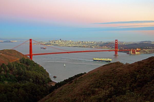 Golden Gate HDR 2