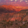 Valleys Of Fire - Anza-Borrego State Park, California
