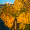 BridalVeil Fallls Vertical - Yosemite National Park, Sierra Nevadas, California