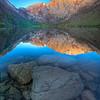 Convict Lake Glass - Convict Lake, Eastern Sierras, California