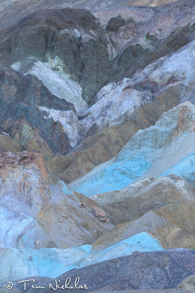 Death Valley Artist's Palette 1