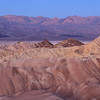 Layers - Zabriski Point pre-dawn