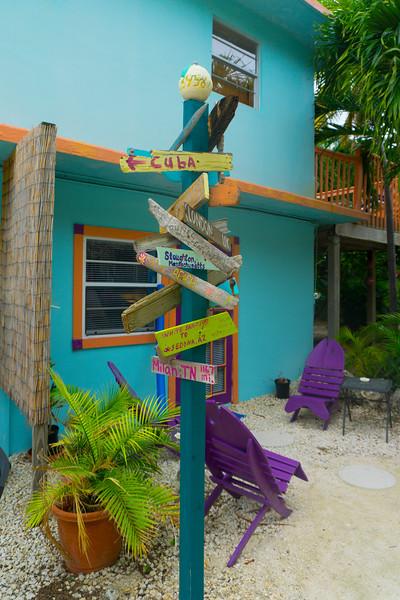 Which Direction To Go - Marathon, Florida Keys, Florida