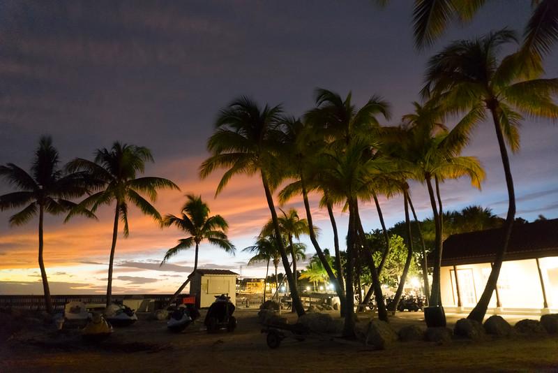 Sunset Twilight In Key West - Key West, Florida Keys, Florida