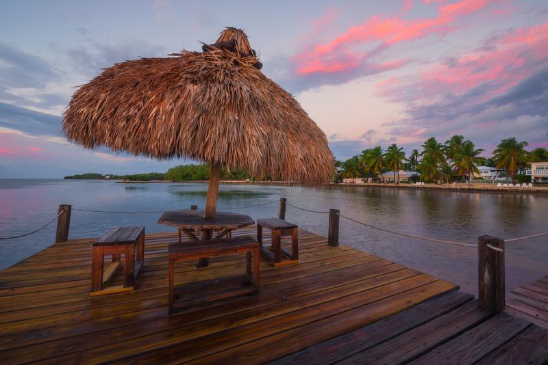 The Perfect Place For A Picnic - Marathon, Florida Keys, Florida
