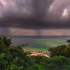 Storms Moving In On Bahia Honda - Bahia Honda State Park, Florida Keys, Florida