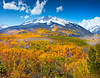 The Valleys And Peaks Of Colorado - Kebler Pass Road, Crested Butte, Colorado