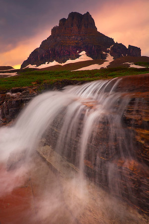 Reynolds Creek - Logans Pass, Glacier National Park, Montana