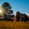 - Medicine Rocks State Park, Eastern Montana