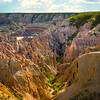Inside The Bottom Of The Caverns - Casper, Wyoming
