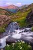 Down Into The Valley - San Jan Mountains, Colorado