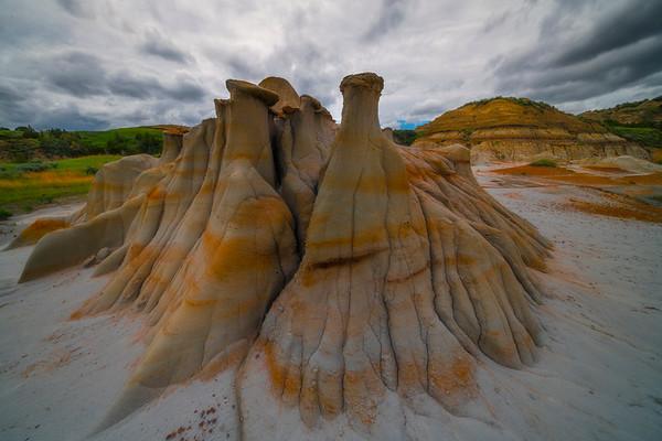 A Hoodoo Oasis - Theodore Roosevelt National Park, North Dakota
