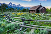 A Place Of Faith And Dreams - Grand Teton National Park, Wyoming St