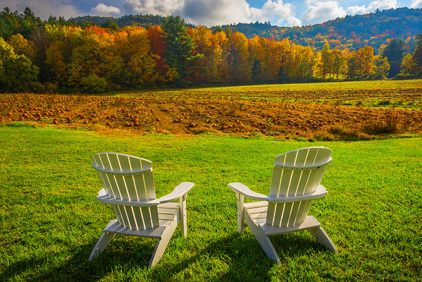 A Perfect Way To Relax In Autumn - Vermont