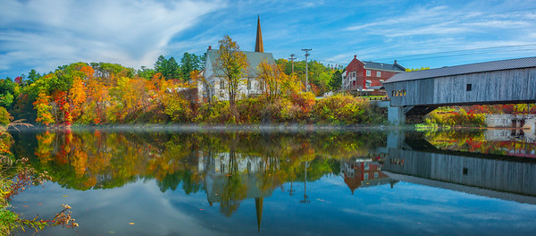 The Town Of Bath_PanoThe Town Of Bath_PanoThe Town Of Bath_Pano - Vermont