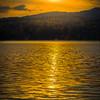 Sunrise Over Lake Iroquois - Vermont
