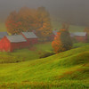 Jenne Farm Sunrise  - Reading, Vermont