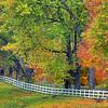 Borders Of New England - Vermont