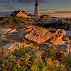 Glory Of Light - Portland Head Lighthouse, Maine