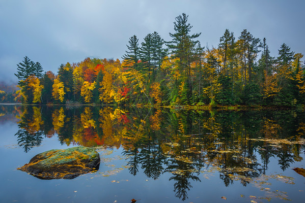 Morning Tranquility - Vermont