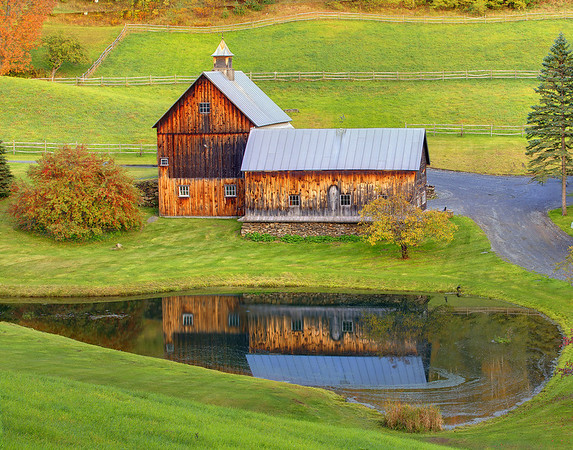 Rural Dreams  - Woodstock,Vermont