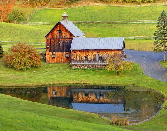 Rural Dreams  - Woodstock,Vermont